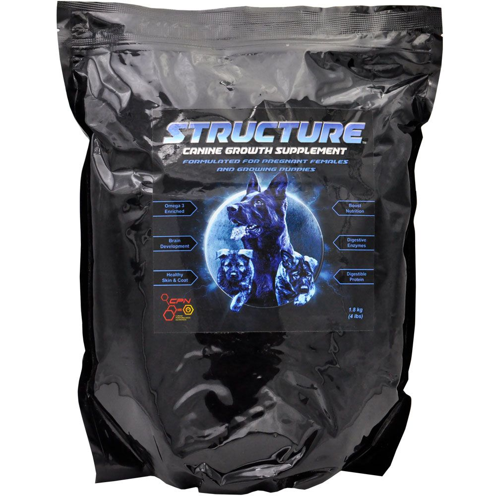 Structure Canine Nutrition Supplement
