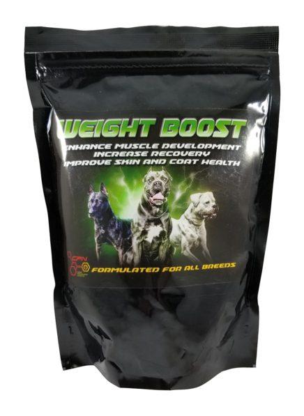 Vertex Canine Nutrition Supplement – K9 Boost